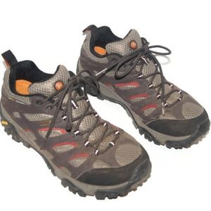 Merrell Moab Mid Hiking Shoes Vibram Gore Tex